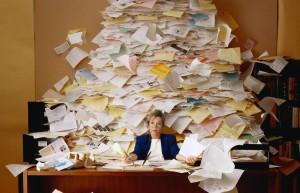 Empresa desorganizada