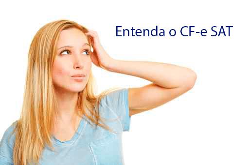 Entenda o Cupom Fiscal Eletrônico CF-e SAT