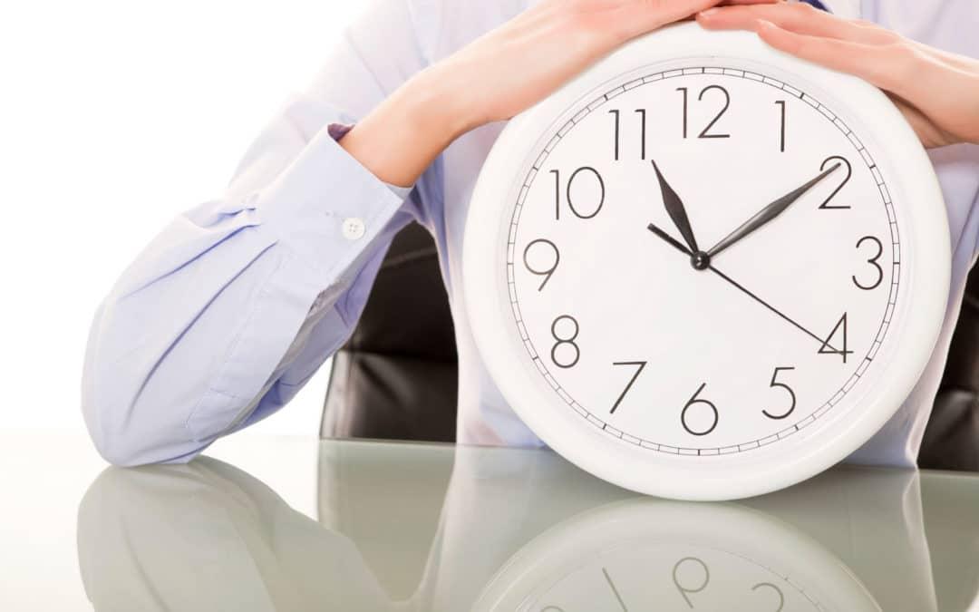Gestão do Tempo – Utilize o tempo como um recurso
